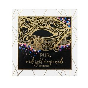 PUR Midnight Masquerade face palette